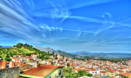 Италия, Сардиния, Долгали
