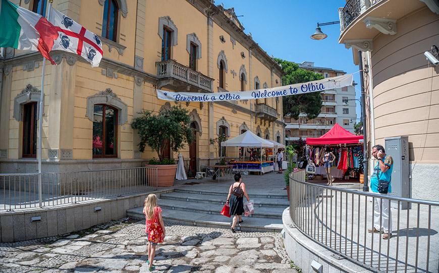 Италия, Сардиния, Олбия