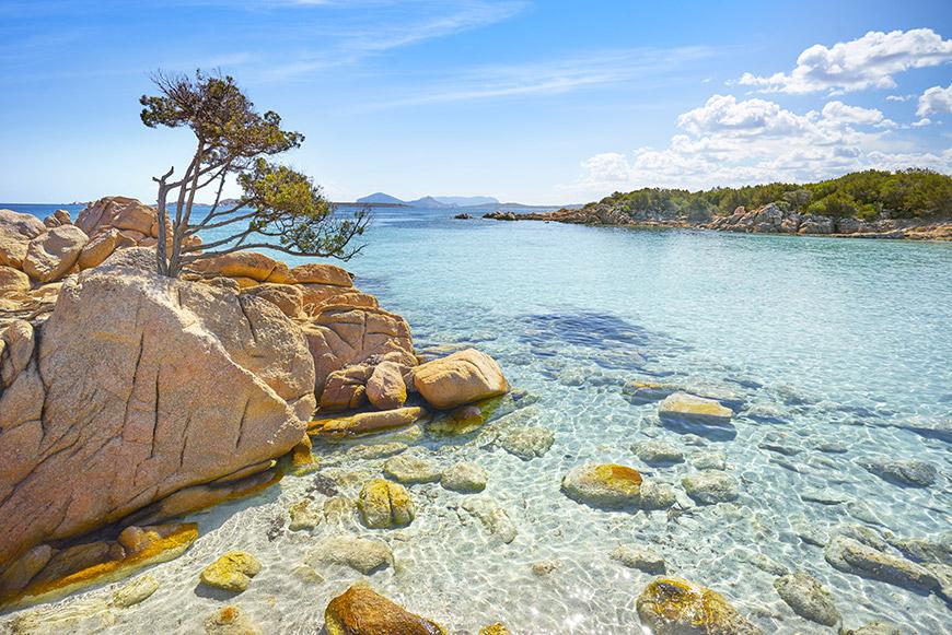 Италия, Сардиния, Коста Смеральда